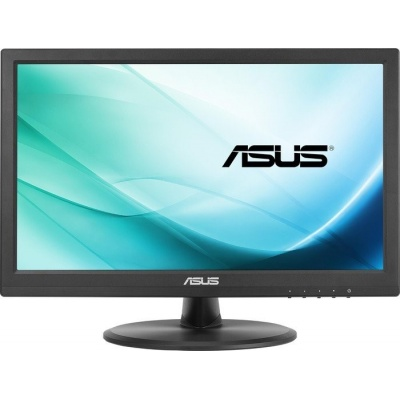 "ASUS LCD dotekový display 15.6"" VT168N Touch 1366x768, lesklý, D-SUB, DVI-D, 10-point multi-touch, USB"