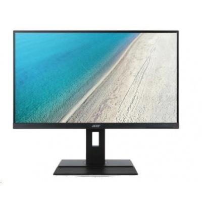 "ACER LCD B276HKBYMJDPPRZX - 27""(69cm),100M:1,300cd/m2,178°/178°,5ms,DVI-DL,HDMI(MHL),DP,miniDP,USB,dark grey,3r on-site"