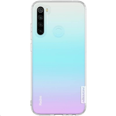 Nillkin Nature TPU Case for Xiaomi Redmi Note 8 Transparent
