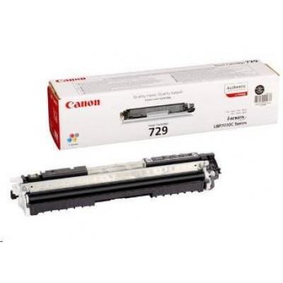 Canon LASER TONER black CRG-729BK (CRG729BK) 1 200 stran*