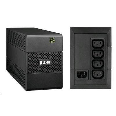 Eaton 5E 650i, UPS 650VA / 360 W, 4 zásuvky IEC