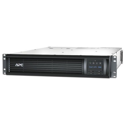 APC Smart-UPS 3000VA LCD RM 2U 230V (2700W) with Network Card