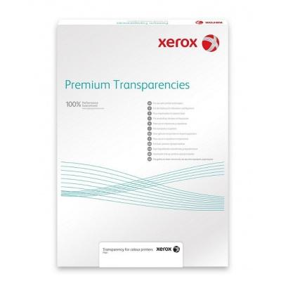 Xerox Papír Transparentní fólie vhodná pro INK tisk - 100m A4 - podložený papír (50 listů, A4)