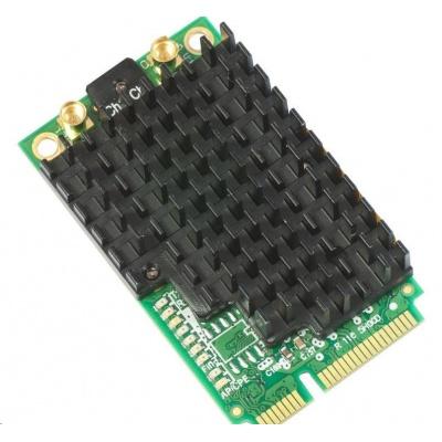 MikroTik R11e-5HacD, mini-PCIe karta, 802.11a/n/ac, MMCX