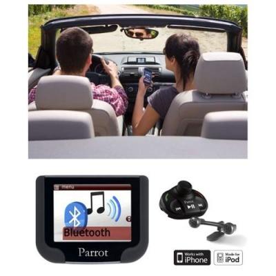 PARROT MKi 9200 M2 ,HF sada do vozu s bar. displejem, přehrávání hudby, vhodné pro iPhone/iPod, ČJ