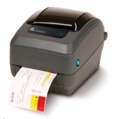 ZEBRA tiskárna GK420t, 203dpi, USB, LAN, TT
