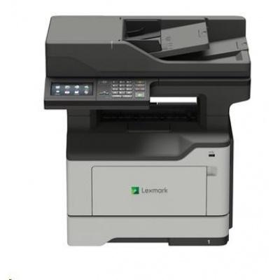 LEXMARK Multifunkční ČB tiskárna MX521ade, A4, 44ppm, 1024MB, barevný LCD displej, duplex,RADF, USB 2.0, LAN,