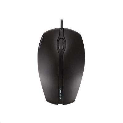 CHERRY myš Gentix, USB, drátová, černá