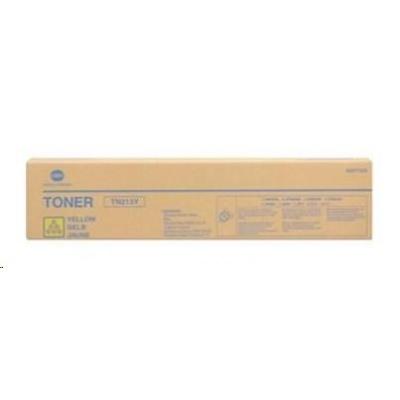 Minolta Toner TN-213Y, žlutý do bizhub C203, C253 (19k)