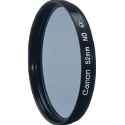 Canon filtr 52mm ND4-L Neutral density