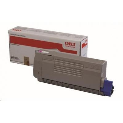 Oki Magenta toner do MC760/770/780 (6 000 stránek)