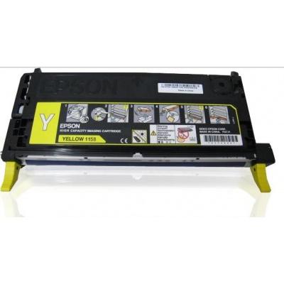 EPSON Toner bar AcuLaser C2800 - Yellow (6000stran) AcuBrite