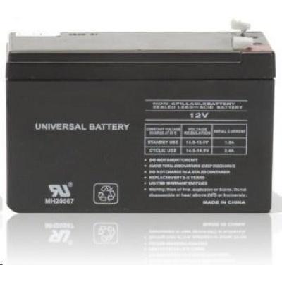 EUROCASE baterie do UPS NP8-12, 12V, 8Ah