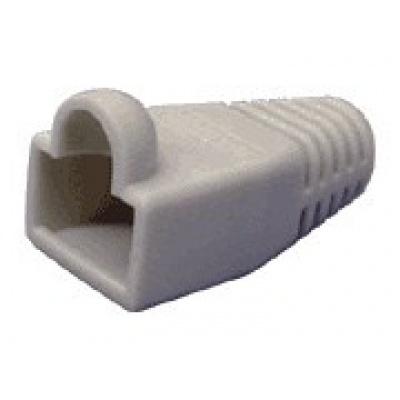 Ochrana pro konektor RJ45, snag-proof - šedá, 100ks