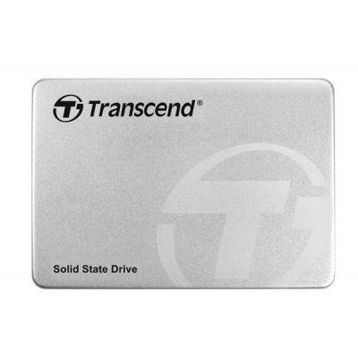 TRANSCEND SSD 370S 512GB, SATA III 6Gb/s, MLC (Premium), Aluminium Case