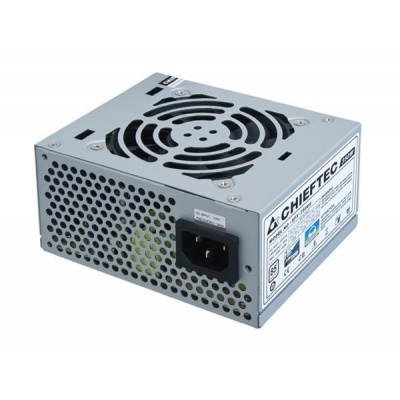 CHIEFTEC zdroj SFX 350W, active PFC, 8cm fan,> 85% efficiency, 230V
