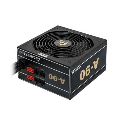 CHIEFTEC zdroj A90 Series, GDP-550C, 550W, ATX-12V V.2.3/EPS-12V, PS-2, 14cm fan, >90%