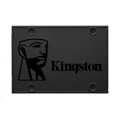Kingston SSD 240GB A400 SATA3 2.5 SSD (7mm height) (R 500MB/s; W 320MB/s)
