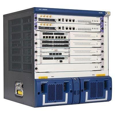 HP 8805 Router Chassis