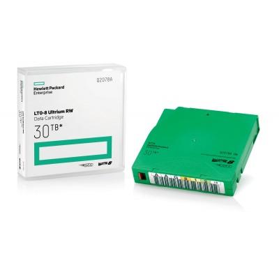 HPE LTO-8 Ultrium 30 TB RW Data Cartridge