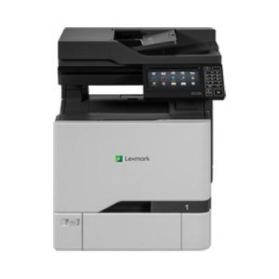 LEXMARK tiskárna CX725dhe A4 COLOR LASER, 47ppm, 2048MB USB, LAN, duplex, dotykový LCD, HDD