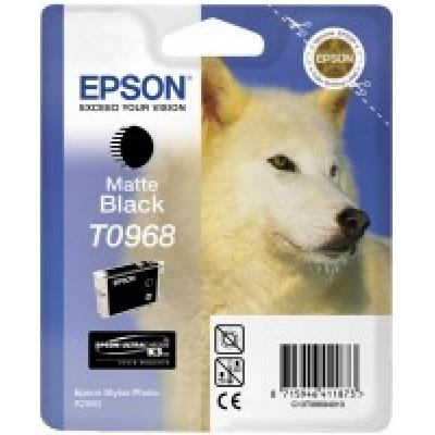 """EPSON ink čer Stylus Photo """"Husky"""" R2880 - Matte"""