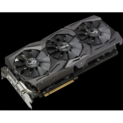 ASUS VGA AMD Radeon™ ROG-STRIX-RX580-T8G-GAMING