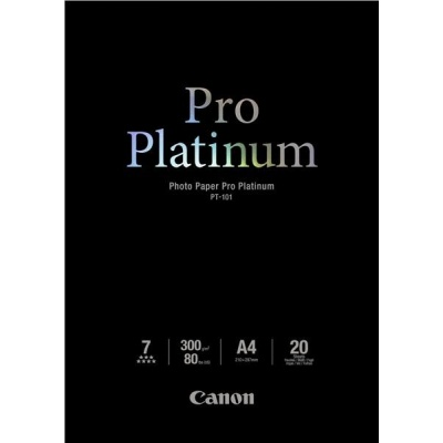 Canon PAPÍR PT-101 A4 20ks (PT101)