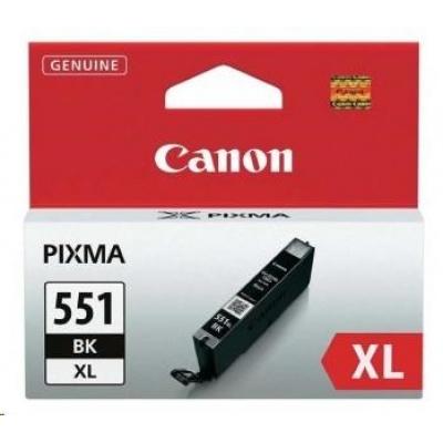 Canon BJ CARTRIDGE CLI-551XL BK BLISTER SEC