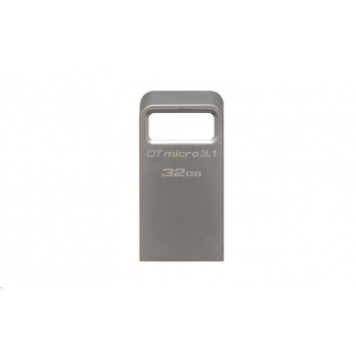 Kingston 32GB USB 3.0 DataTraveler Micro 3.1 - kovový