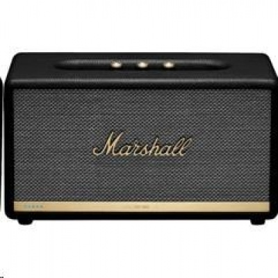 Marshall STANMORE II VOICE černá, bluetooth reproduktor