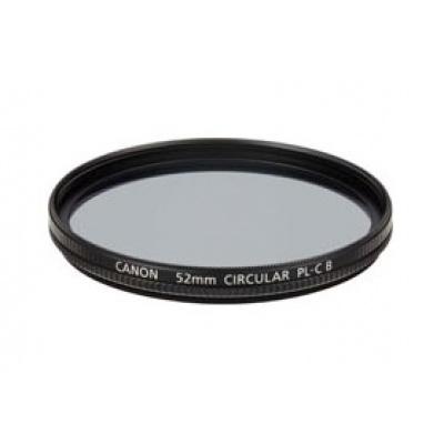 Canon filtr 52 mm PL-C B polarizační filtr