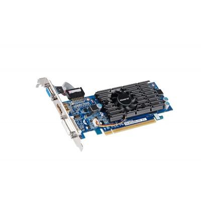 GIGABYTE VGA NVIDIA GeForce 210, 1GB DDR3, 1xHDMI, 1xDVI-I, 1xD-SUB