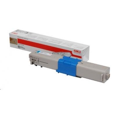 OKI Cyan toner do C301/C321/MC332/MC342/MC342w (1 500 stránek)