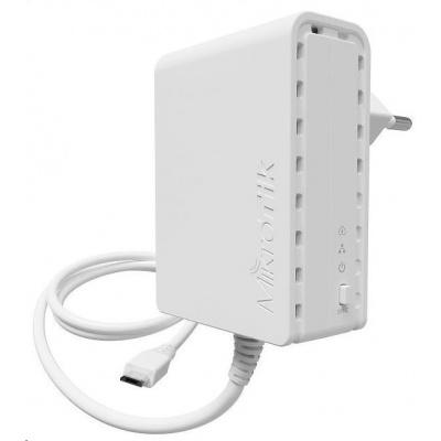 MikroTik PL7400 Powerline adaptér, PWR-Line EU