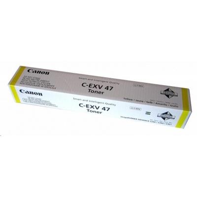 Canon toner C-EXV47 yellow (iR-ADV C350/C351/C250)