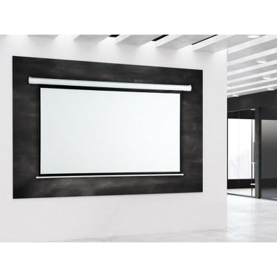 """Elektrické projekční plátno AVELI, 175x131 (4:3) 86"""""""