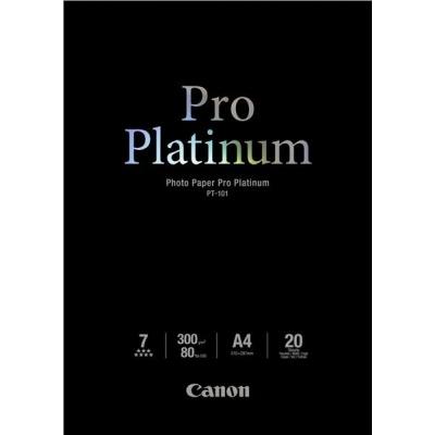 Canon PAPÍR PREMIUM MATTE PHOTO PAPER (PM-101)  A4 20ks