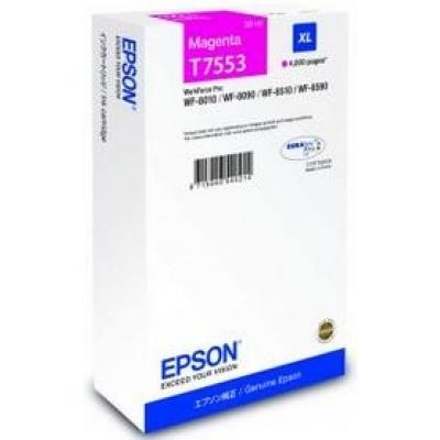 EPSON Ink bar WF-8xxx Series Ink Cartridge XL Magenta - 4000str. (39 ml)