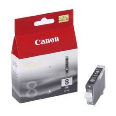 Canon BJ CARTRIDGE black CLI-8BK (CLI8BK) - BLISTER SEC