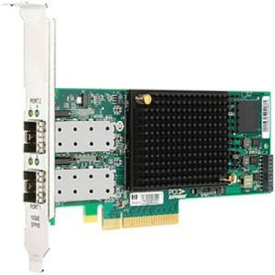 HP IB 4X QDR CX-2 PCI-e G2 Dual Port HCA