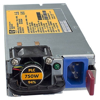 HP Power Supply Kit 750W Common Slot Gold Hot Plug for G7/G8