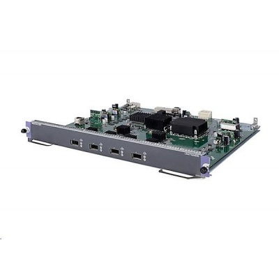 HPE 7500 4-port 10GbE XFP Enhanced Mod