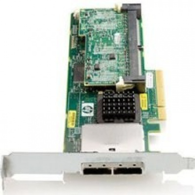 HP Smart Array P411/1G Flash Backed Write Cache