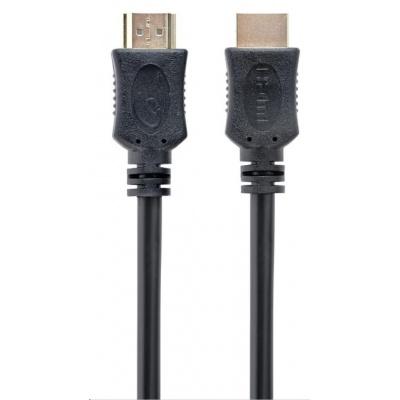 GEMBIRD Kabel HDMI - HDMI 1,8m (v1.4, M/M, zlacené kontakty, stíněný, ethernet, CCS, 4K UHD@60Hz)