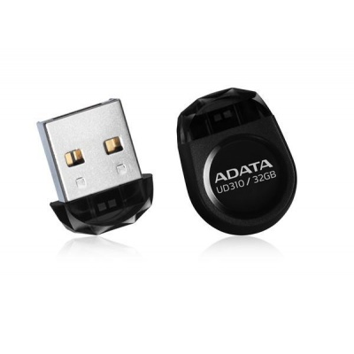 ADATA Flash Disk 32GB UD310, USB 2.0 Dash Drive Durable, černá