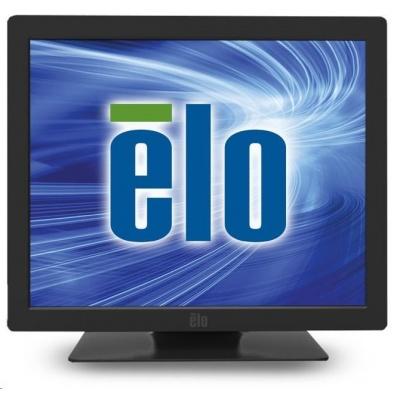 "ELO dotykový monitor1929LM 19"" LED IT (SAW) Single-touch USB/RS232 rámeček VGA HDMI DislayPort DVI (adapter) Black"