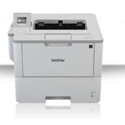BROTHER tiskárna laserová mono HL-L6400DW - A4, 50ppm, 1200x1200, 512MB, PCL6, USB 2.0, WIFI, LAN, 520+50 listu, DUPLEX