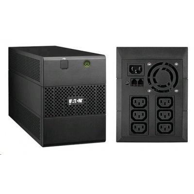 Eaton 5E 1500i USB, UPS 1500VA / 900 W, 6 zásuvek IEC