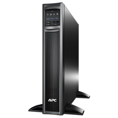 APC Smart-UPS X 750VA Rack/Tower LCD 230V, 2U (600W)